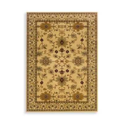 Oriental Weavers Mendham Ivy Collection 3-Foot 2-Inch x 5-Foot 7-Inch Rug