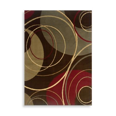 Oriental Weavers Morgan Collection 3-Foot 2-Inch x 5-Foot 7-Inch Rug