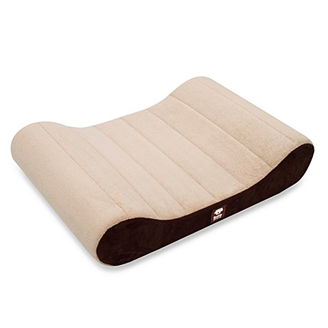 Buddy & Friends Memory Foam Large Contour Lounger
