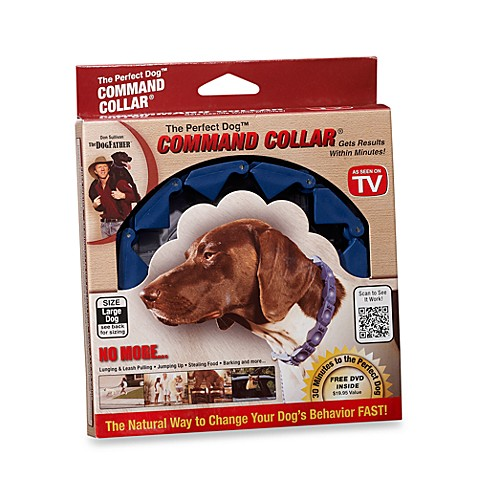The Perfect Dog™ Command Collar® Large Dog Training System