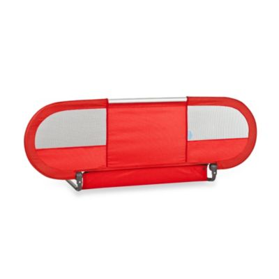 babyhome® Side Bed Rail in Red