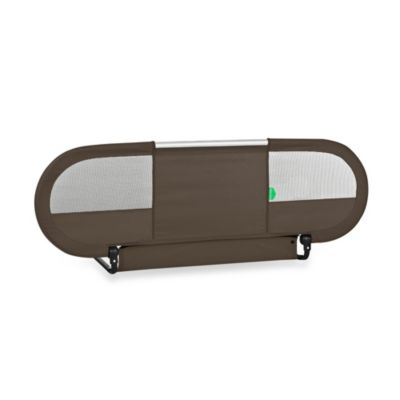 babyhome® Side Bed Rail in Brown