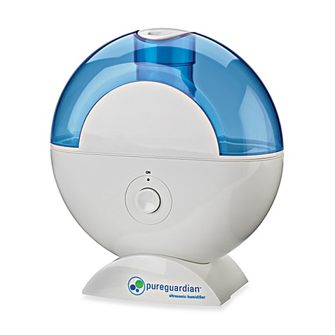 Guardian Technologies™ Table Top Ultrasonic Humidifier in Blue