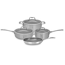 Zwilling J.A. Henckels Spirit 7-Piece Ceramic Coated Nonstick Cookware Set