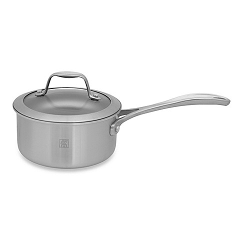Zwilling J.A. Henckels Spirit 1-Quart Thermolon™ Coated Covered Saucepan