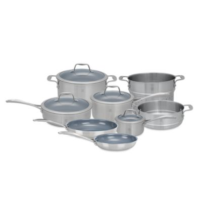 Zwilling J.A. Henckels Spirit 12-Piece Thermolon™ Coated Cookware Set