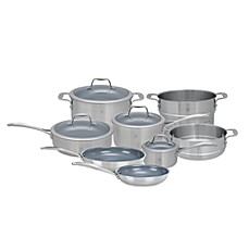 Zwilling J.A. Henckels Spirit 12-Piece Ceramic Coated Nonstick Cookware Set