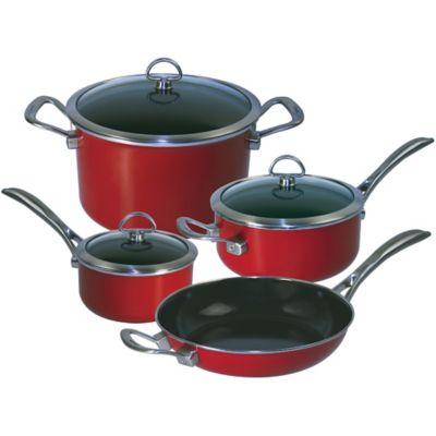 Chantal® Copper Fusion 7-Piece Cookware Set