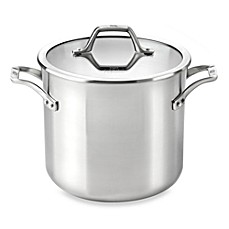Calphalon® AccuCore™ Stainless Steel 8-Quart Covered Stock Pot