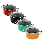Fiesta® 3-Quart Aluminum Nonstick Covered Casseroles