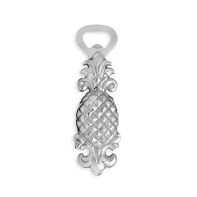 Arthur Court Designs Pineapple Bottle Opener