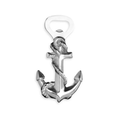 Arthur Court Designs Coastal Anchor Bottle Opener