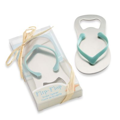 Kate Aspen® Pop The Top Flip-Flop Bottle Opener