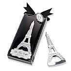 Kate Aspen® La Tour Eiffel Chrome Bottle Opener