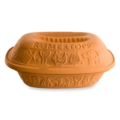 Romertopf® 3-Quart Baker in Clay