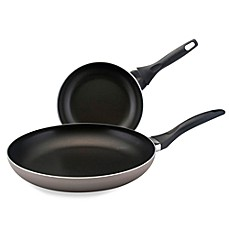 Farberware® Aluminum Nonstick 8-Inch and 10-Inch Skillet Set in Champagne