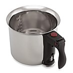 New MetroDesign ROSE 1.75-Quart Double Boiler with Flip-Top Lid