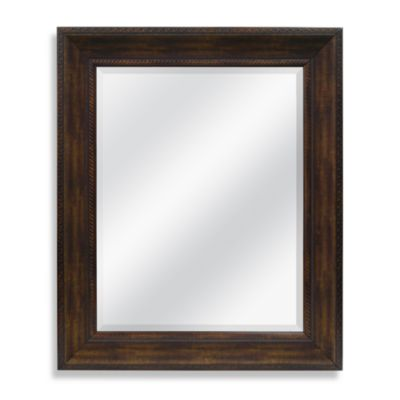 29-Inch x 35-Inch Mirrorintex®tured Bronze Finish