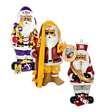 NCAA Thematic Santa