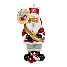 University of Alabama Thematic Santa
