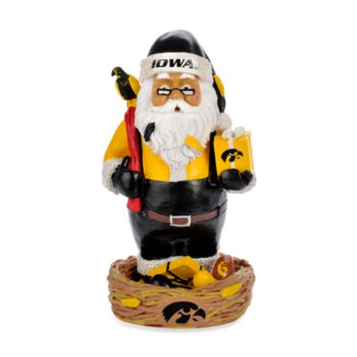 University of Iowa Thematic Santa