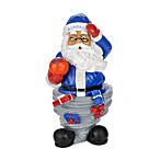 University of Kansas Thematic Santa