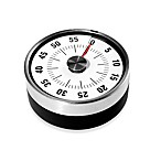 Oggi™ 60-Minute Magnetic Kitchen Timer in Black