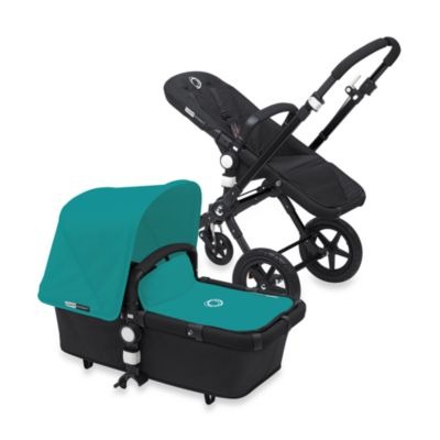 Full Size Strollers > Bugaboo Cameleon3 Base Stroller in Ocean Blue Special Edition