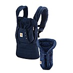 Ergobaby™ Organic Collection Bundle of Joy Carrier with Infant Insert in Navy