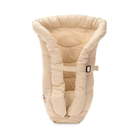 Ergobaby™ Performance Collection Infant Insert in Natural