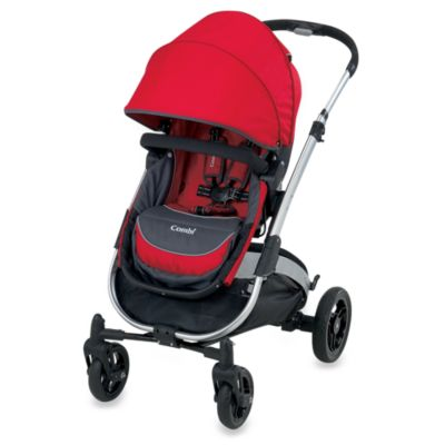 Combi® Catalyst Stroller in Red