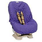Nomie Baby® Toddler/Convertible Car Seat Cover in Purple