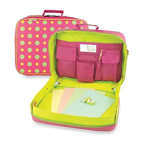 Kids Preferred TrayKit in Pink Polka Dot