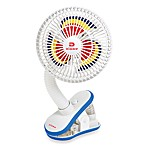 Clip-on Stroller Fan