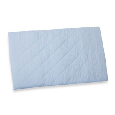 Graco® Quilted Pack 'n Play® Playard Sheet in Light Blue