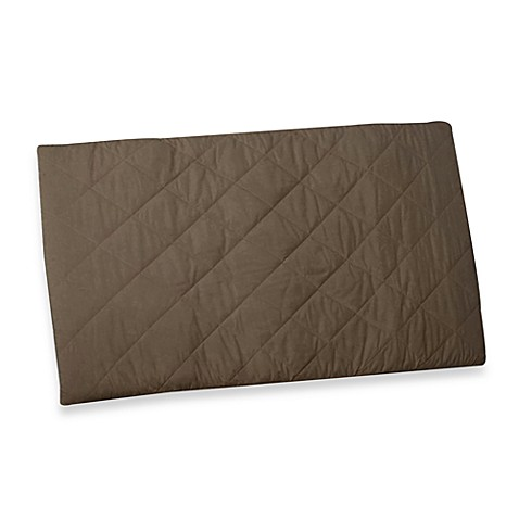 Graco® Quilted Pack 'N Play® Playard Sheet - Brown