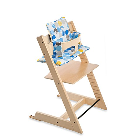 Stokke® Tripp Trapp® Cushion in Silhouette Blue