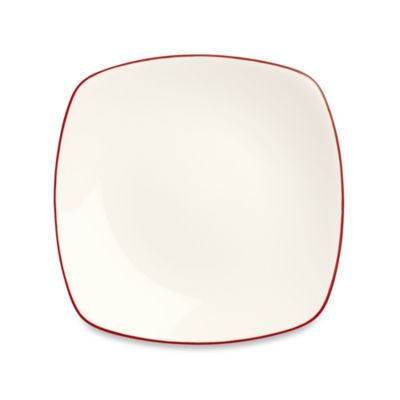 Noritake® Colorwave Raspberry 8 1/4-Inch Square Dinner Plate