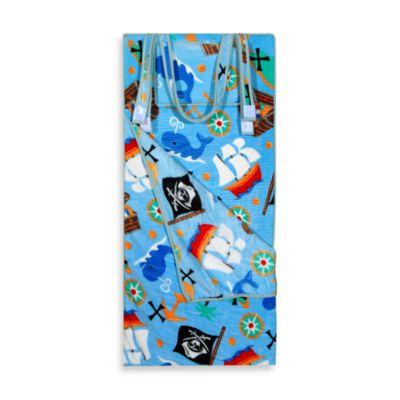 Memory Foam Pirates Nap Mat