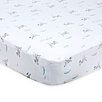 aden™ by aden + anais® Muslin Crib Sheet in Liam the Brave Flying Dog