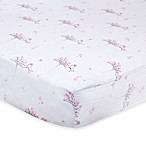 aden™ by aden + anais® Muslin Crib Sheet in For the Birds Owl