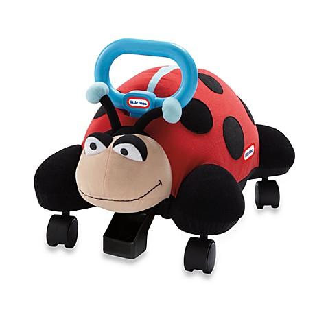 Little Tikes 174 Pillow Racers Ladybug Buybuy Baby
