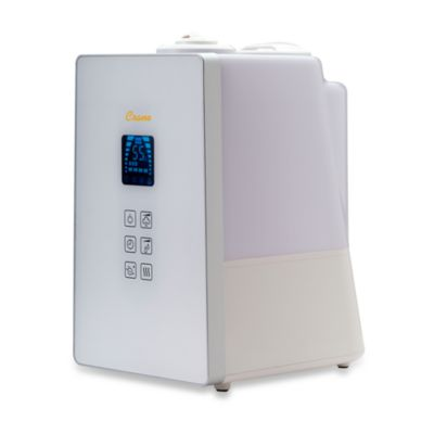 Crane Germ Defense Warm and Cool Mist Humidifier with Ionizer, and Humidifier Filter
