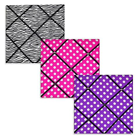 Rock Your Room Ribbon Memo Boards