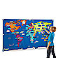 Discovery Kids™ Fabric Activity World Map