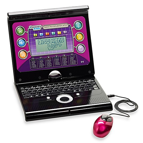 Discovery Kids™ Laptop - Purple