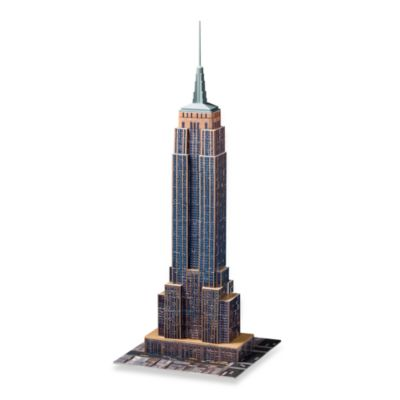 Ravensburger® Empire State Building 216 Piece 3D Puzzle