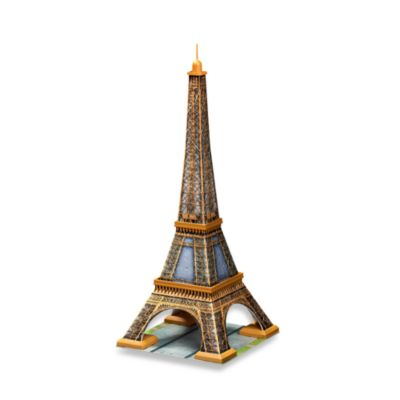 Ravensburger® Eiffel Tower 216 Piece 3D Puzzle