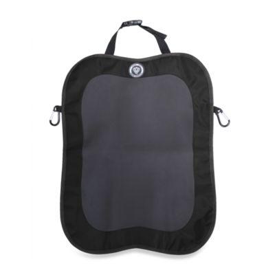 Prince Lionheart® Back Seat Kick Mat in Black/Gray