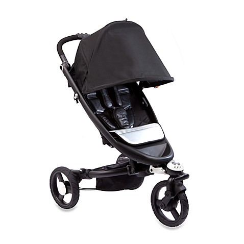 bloom® zen™ All-Terrain Mono-Chrome Stroller